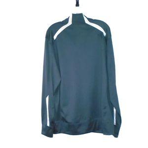 Nike Jackets & Coats - Nike Full Zip Light Weight Jacket Gray Mens Large